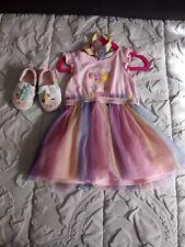 18 month Baby Girl UNICORN DRESS SET