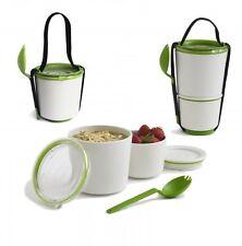 BLACK+BLUM Lunch Pot NEU/OVP Lunchbox Aufbewahrung Behälter Essen z. mitnehmen