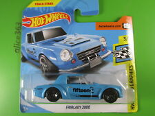 Hot Wheels 2018-Nissan Fairlady 2000-Speed Graphics - 55-NEUF dans neuf dans sa boîte