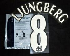 Official Arsenal Ljungberg 8 Football Shirt name/number 1997/07 Sporting ID