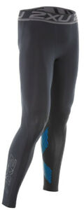 2XU Accelerate Compression Mens Long Running Tights - Black