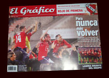 INDEPENDIENTE Champion 2014 Nacional B - SPECIAL Soccer Magazine /Poster