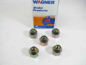 (5) Wagner BD61299 Wheel Lug Nuts