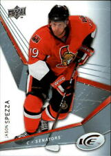 2008-09 Upper Deck Ice Hockey #36 Jason Spezza