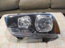 2011 2012 2013 DODGE CHARGER DRIVER LEFT SIDE HALOGEN HEADLIGHT OEM
