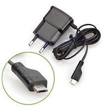 CARICABATTERIE Originale Samsung Cavo Ricarica ETAOU 10ebe MICRO USB GALAXY s2 s3 s5 MINI