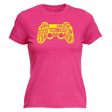 Why Waste Good Technology On Science WOMENS T-SHIRT Game Gamer Gift birthday