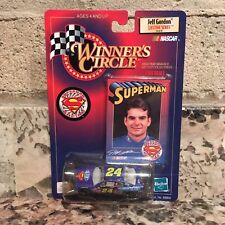 Jeff Gordon No. 1999 DuPont/Superman Chevy 1:64 Die Cast Car & Trading Card