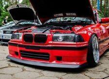 RS apron for M bumper E36 WIDE GTR EVO spoiler chin lip valance splitter