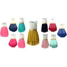 Robes soirée en mousseline pour fille de 2 à 16 ans