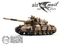 AMX-30 French Main Battle Tank 1982 Year 1/72 Scale Collectible Diecast Model