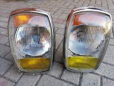 Mercedes W114/W115 200 220 240 280 E C CE Coupe BOSCH Yellow Euro Headlights Fog