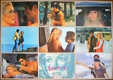 MANON 70 Japanese B1 movie poster 29x41 CATHERINE DENEUVE 1968 VERY RARE NM