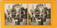 Francia Parigi Esposizione Universale 1900 Palais Strato Foto Stereo PL60L12