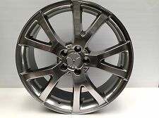 "Audi VW Mercedes 4 x 20"" CAR ALLOY RIMS WHEELS 20""x8.5J ET60 5x112 WGS1603 SET"