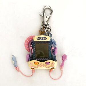 Hasbro Littlest Pet Shop Digital Virtual Pet Handheld Game Keychain HAMSTER