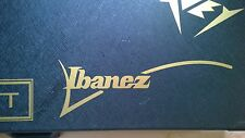 Ibanez 'Tick' Decal Logo Sticker for Guitar Hard Case, Amp Cab, Wall Art, Window