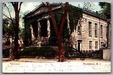 Postcard Providence RI c1906 Atheneum Library