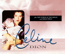 "CELINE DION - BECAUSE YOU LOVED ME mit Olympiasong ""THE POWER OF THE DREAM"""
