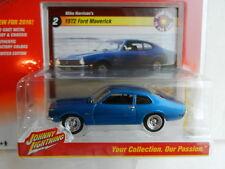 2016 Johnny Lightning *CLASSIC GOLD R1A* Blue 1972 Ford Maverick *NIP*