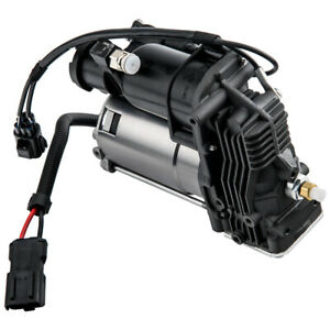 Air Compressor Pump for Land Rover Discovery LR3 LR4 Range Rover Sport AMK Style