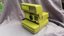 POLAROID 600 COOL CAM INSTANT LAND CAMERA LIME GREEN