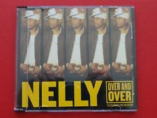 NELLY - OVER AND OVER , Maxi EP Musik CD Rock Pop ~024