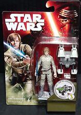 Star Wars Luke Skywalker Imperio Contraataca (Mark Hamill/El último Jedi)! nuevo!