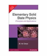 FAST SHIP: Elementary Solid State Physics: Principles an 1E by M. Ali Omar