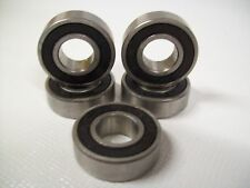 Lot of 5 ~ ~ ~ A & L 5/8 Radial Ball Bearing 6202 2RS