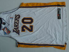 NIKE 2001 Los Angeles Lakers Payton #20 Jersey 48 AUTH