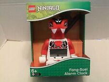 Lego #9005251 Ninjago Masters Of Spinjitzu Fang-Suei Alarm Clock Rare HTF NIB!