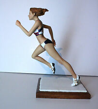 1/6 Resin Model Kit, Sexy Olympic action figure Track and Field Runner