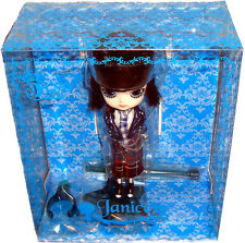 Little Dal Janice Doll Figure Groove Inc MIB Toy Punk Rocker Little Pullip RARE!