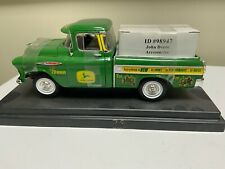 JOHN DEERE PICKUP TRUCK WITH ACCESSORIES