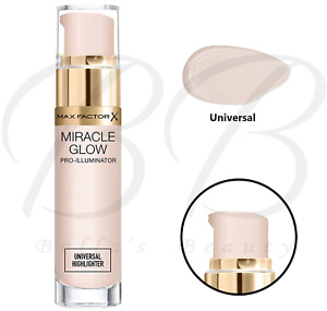 MAX FACTOR Miracle Glow Pro Illuminator Natural Universal Highlighter 15ml *NEW*