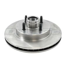 Disc Brake Rotor and Hub Assembly Front Parts Master fits 87-93 Ford Mustang