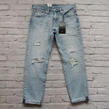 New Levis HI BALL ROLL Big E Denim Jeans 32 x 29