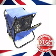 NEW! Cooler bag folding chair all in one - Camping / Picnic / Festival FREE P&P