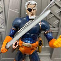 """DC Comics Universe Classics Mattel Deathstroke Unmasked Variant 6"""" Action Figure"""