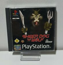 PS1 Playstation 1 - Sheep, dog ´n´ Wolf - OVP+Anleitung A5969