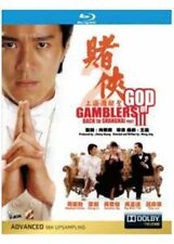 "Stephen Chow ""God of Gamblers 3 Back to Shanghai"" HK NEW Region All Blu-Ray"