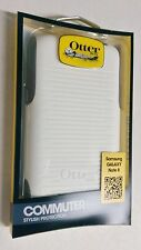 NEW Otterbox Commuter Case for the Samsung Galaxy Note II 2 - White / Gray
