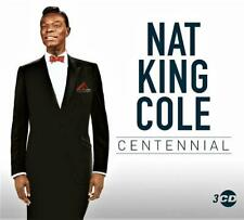 NAT KING COLE - CENTENNIAL (NEW SEALED 3CD)