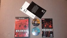 Metal Gear Solid: The Twin Snakes (Nintendo GameCube) European Version Pal