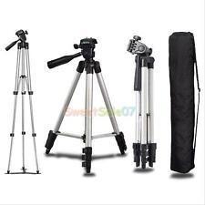 Universal Aluminum Portable Tripod Stand Camera Camcorder W Bag For Canon Nikon