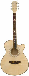 N5FM Native Flame Maple electro-acoustic guitar NEW