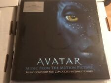 AVATAR Sountrack James Horner 2LP 180 Gram BLUE 5000 copies made