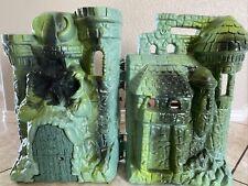Vintage Castle Grayskull The Best Playset Ever Made!  MOTU He-Man