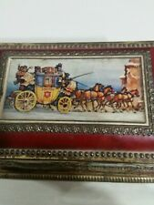 Klamn Quality Tin Buscuit Tin- Western Germany-vintage
